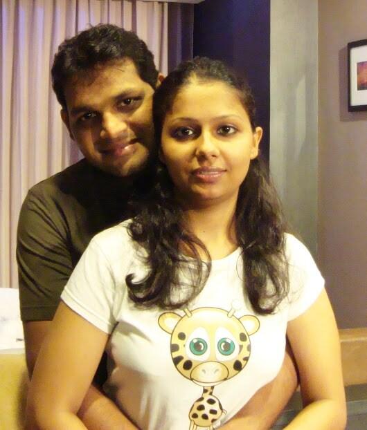 Anshul & Aparna