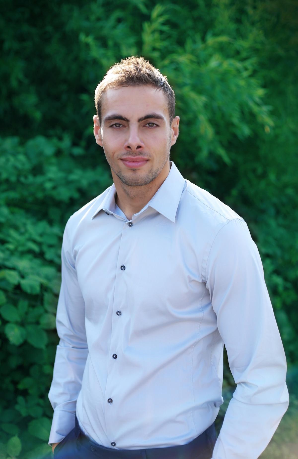 Djamel from Rijswijk