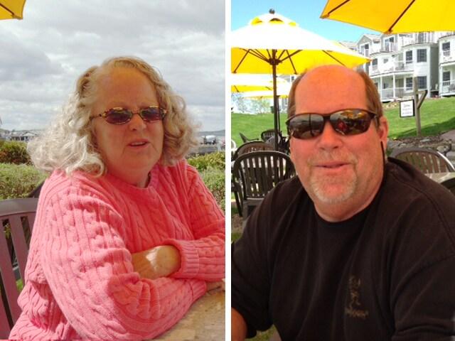 Caroline & Paul from Bridgewater