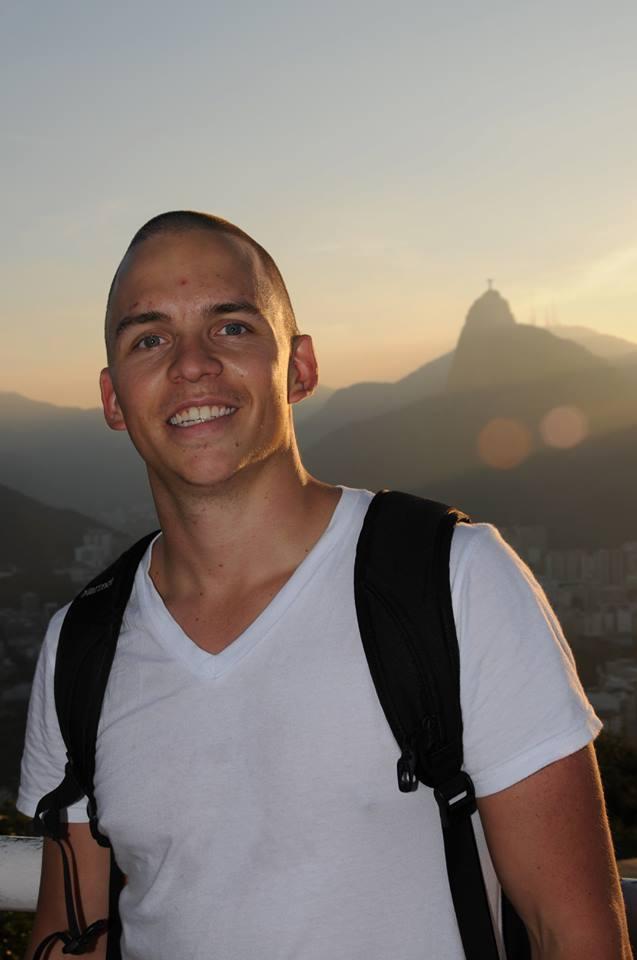 Adam from Rio de Janeiro