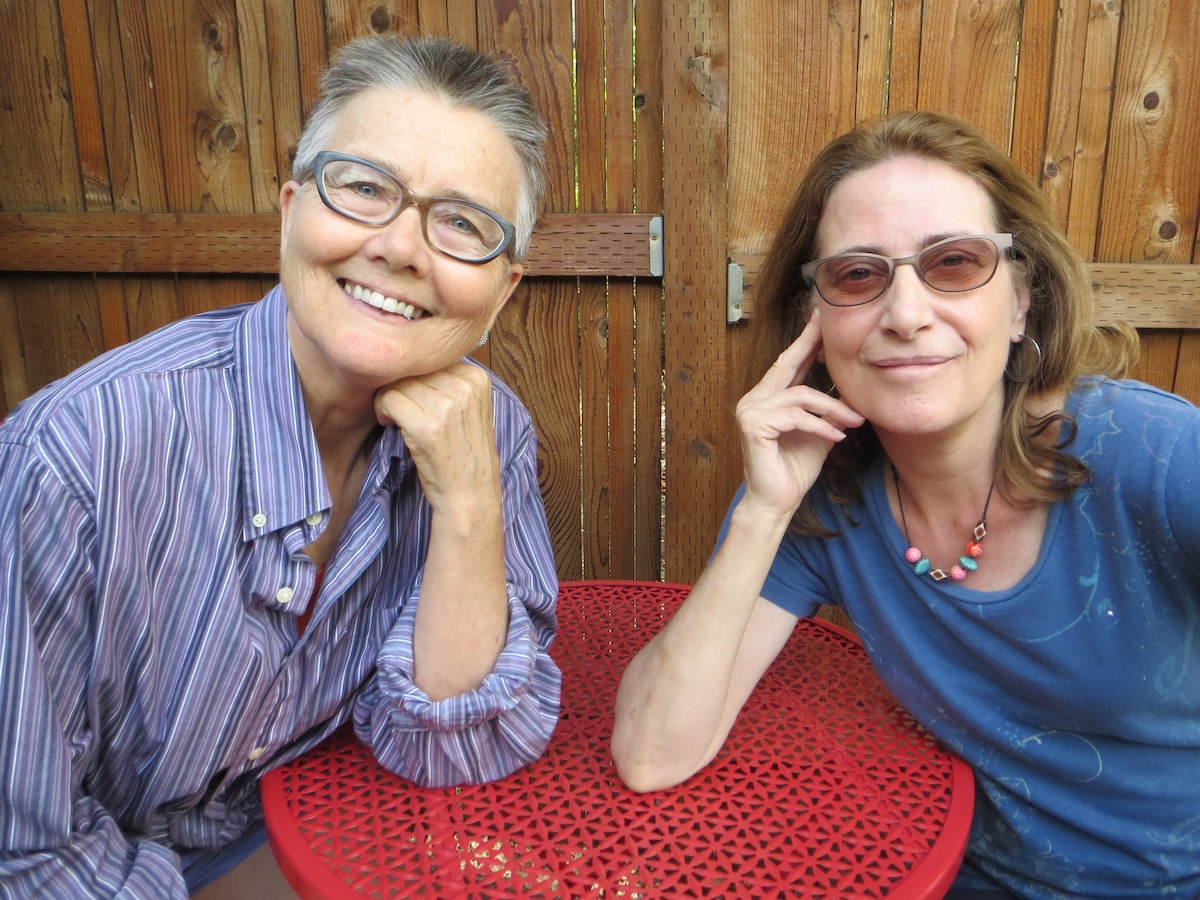 Jan And Donna From Portland, OR