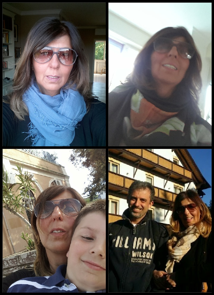 Maria Luisa From Stazione, Italy
