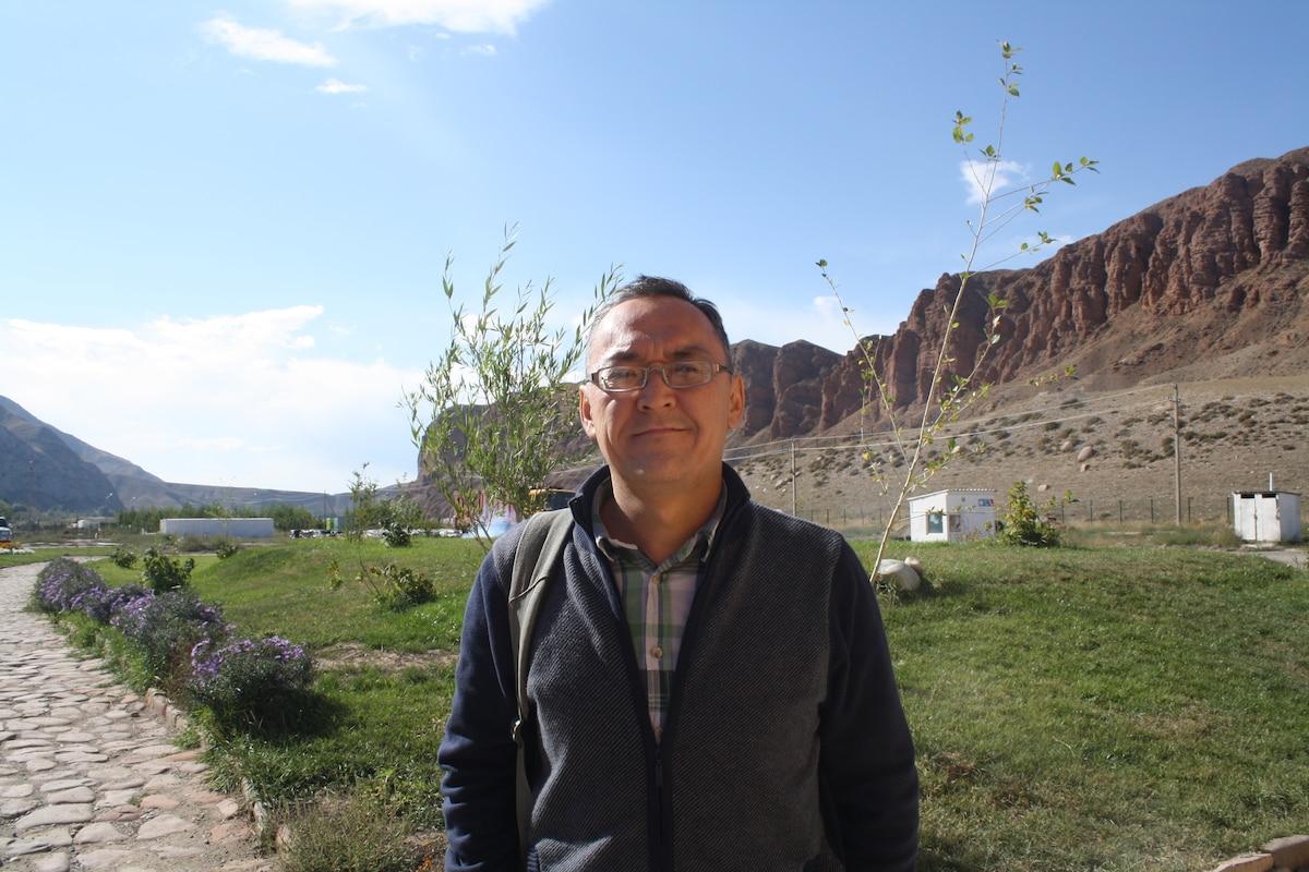 Aslan from Bishkek