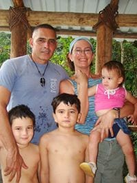 Oscar from La Ceiba