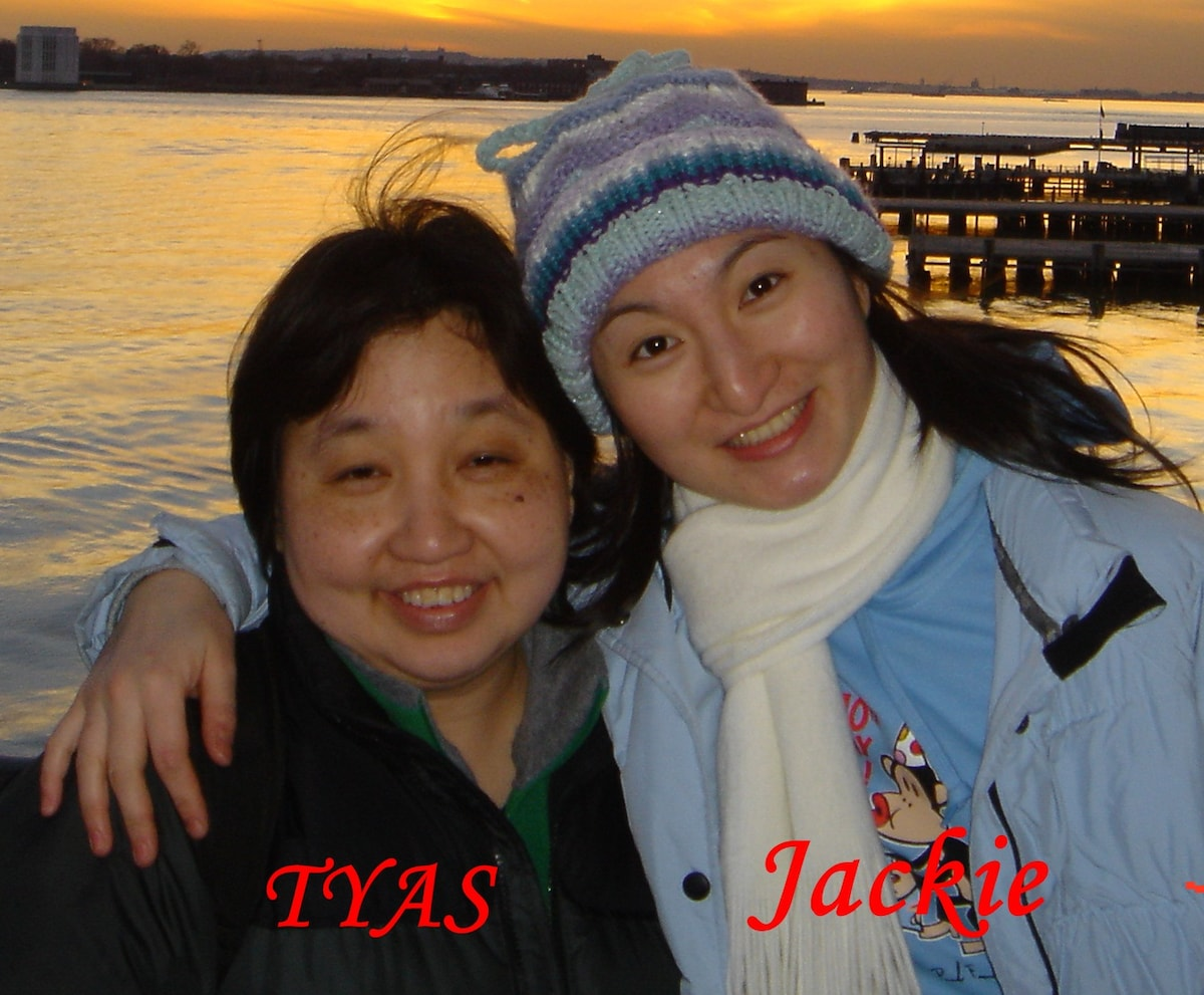 Jacqueline & Tyas from Queens
