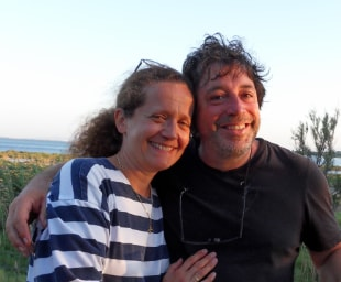Isabelle & Nicolas from Leucate