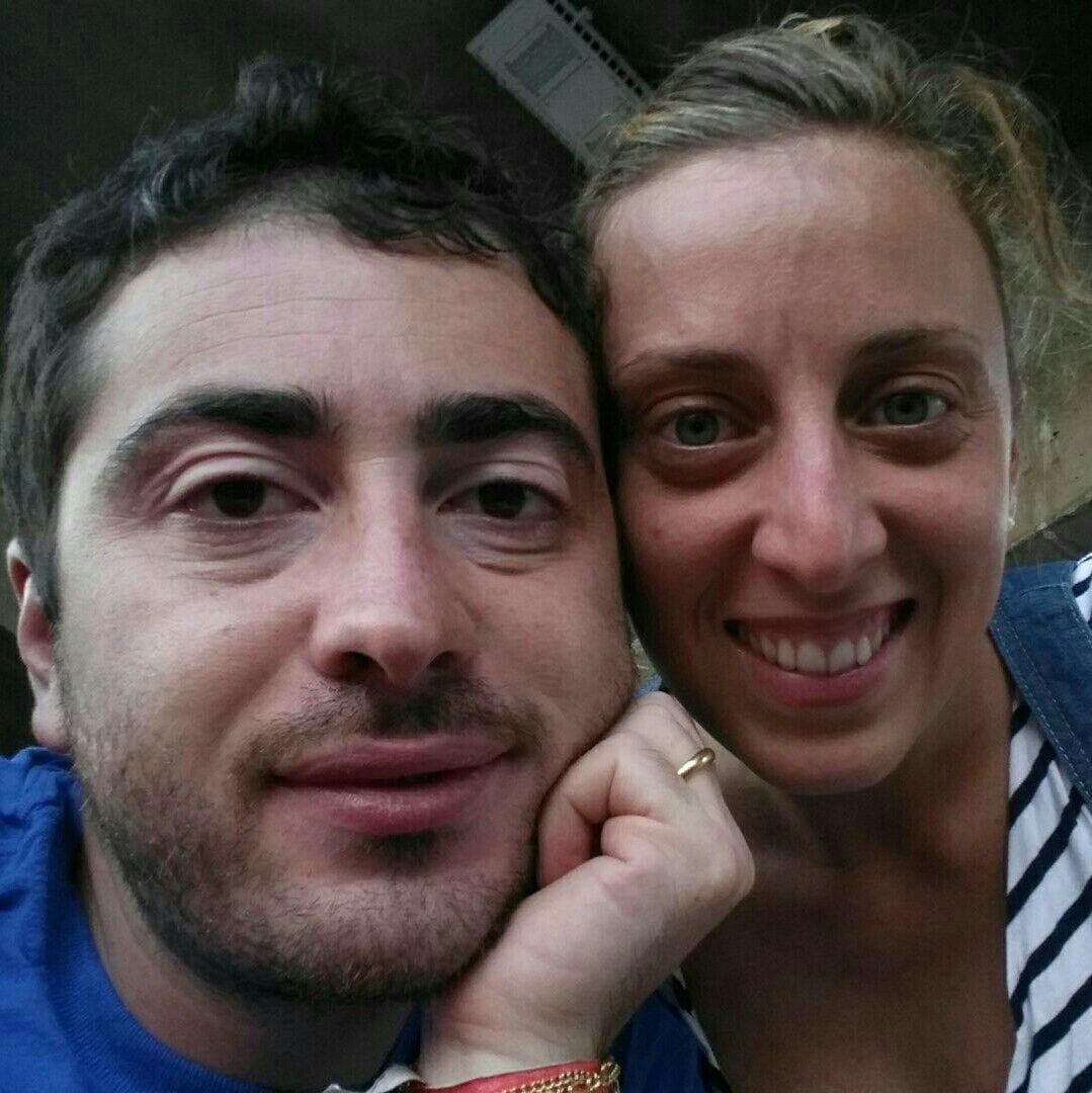 Ilaria & Claudio from Formia