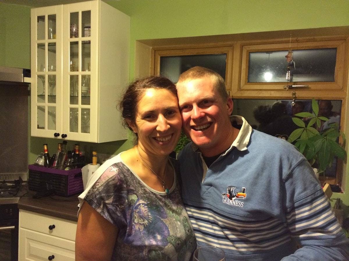 Max & Tissy From Carraroe, Ireland