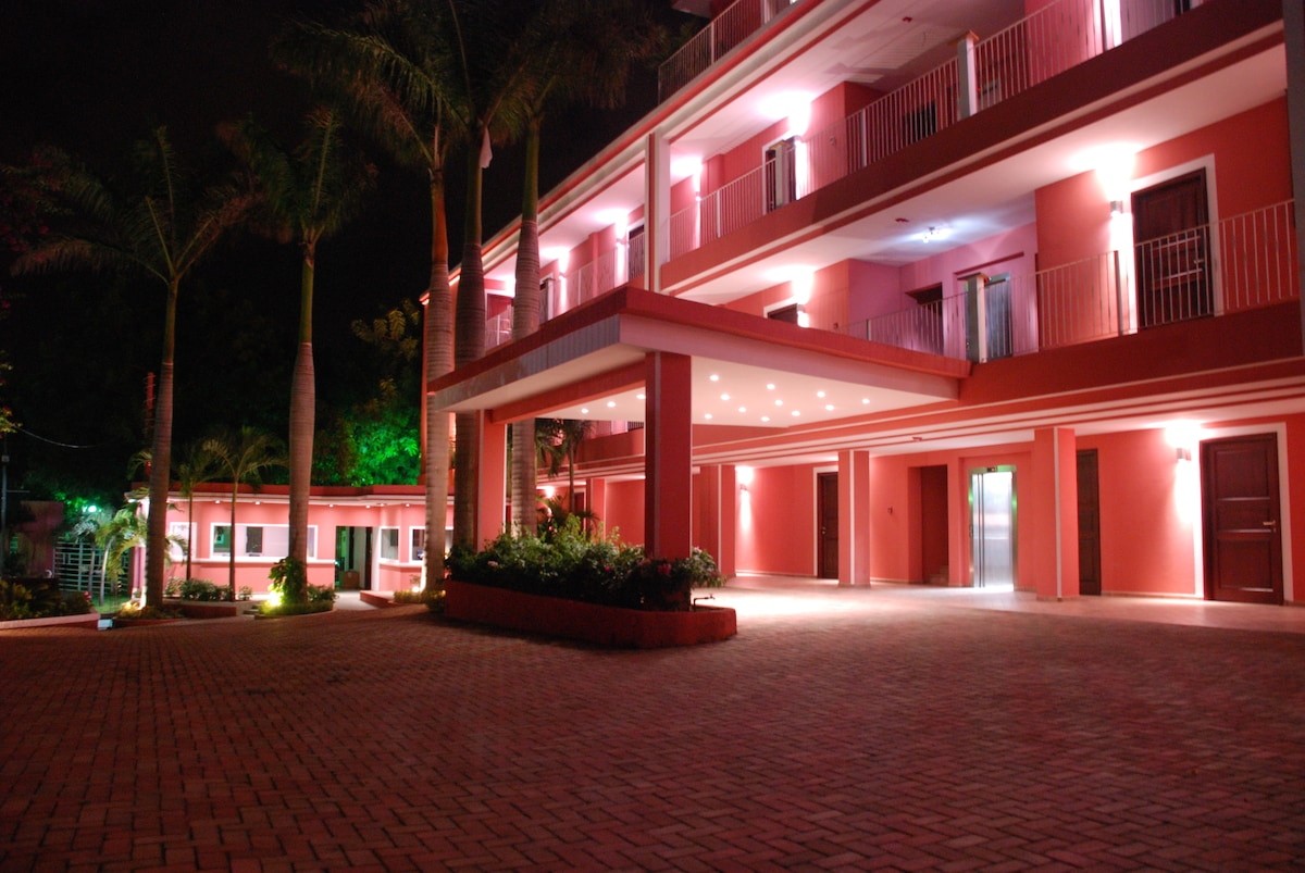 Hotel from Managua