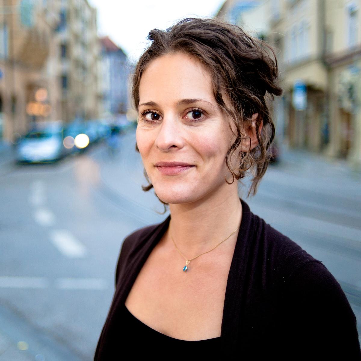 Carmen From Munich, Germany
