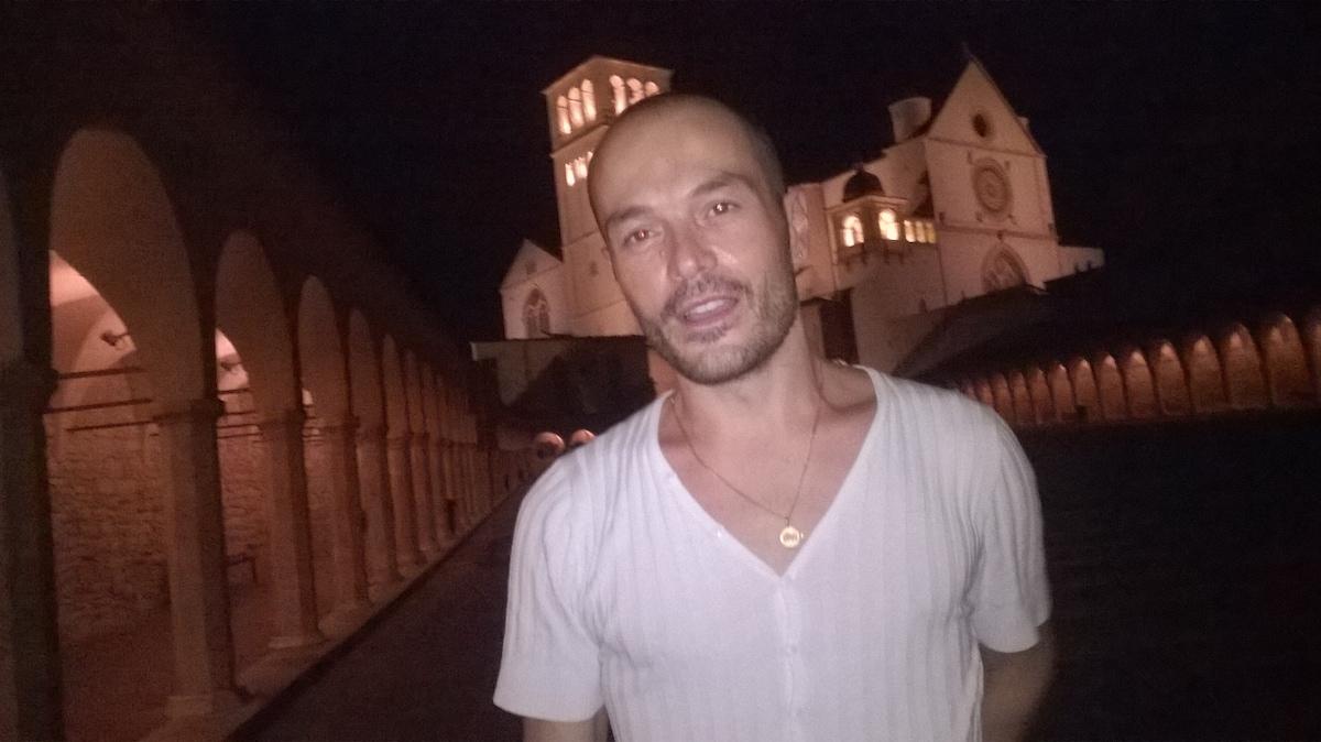 Lorenzo From Santa Maria degli Angeli, Italy