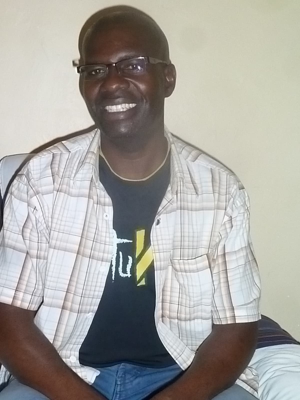 Frank from Nairobi