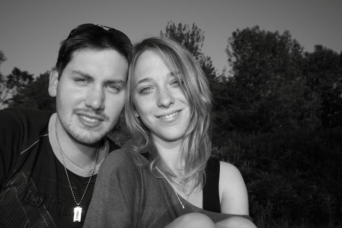 Christophe & Sarah from Ensisheim