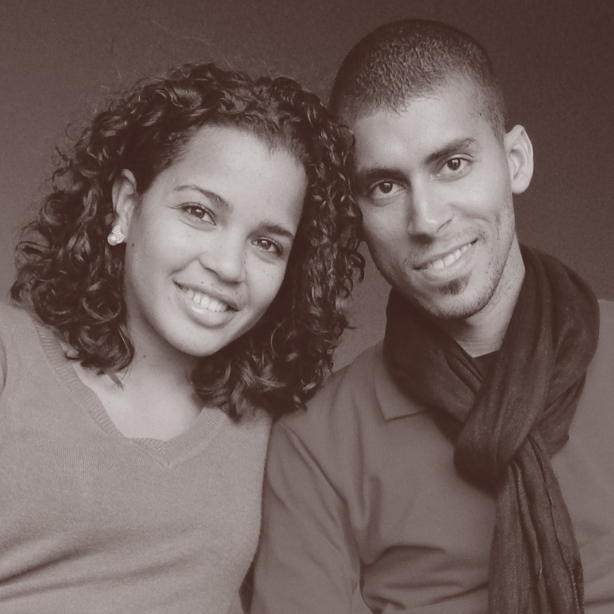 We are a young Cape Verdean couple, parents (to be
