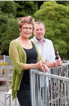 Leita And David from Christchurch