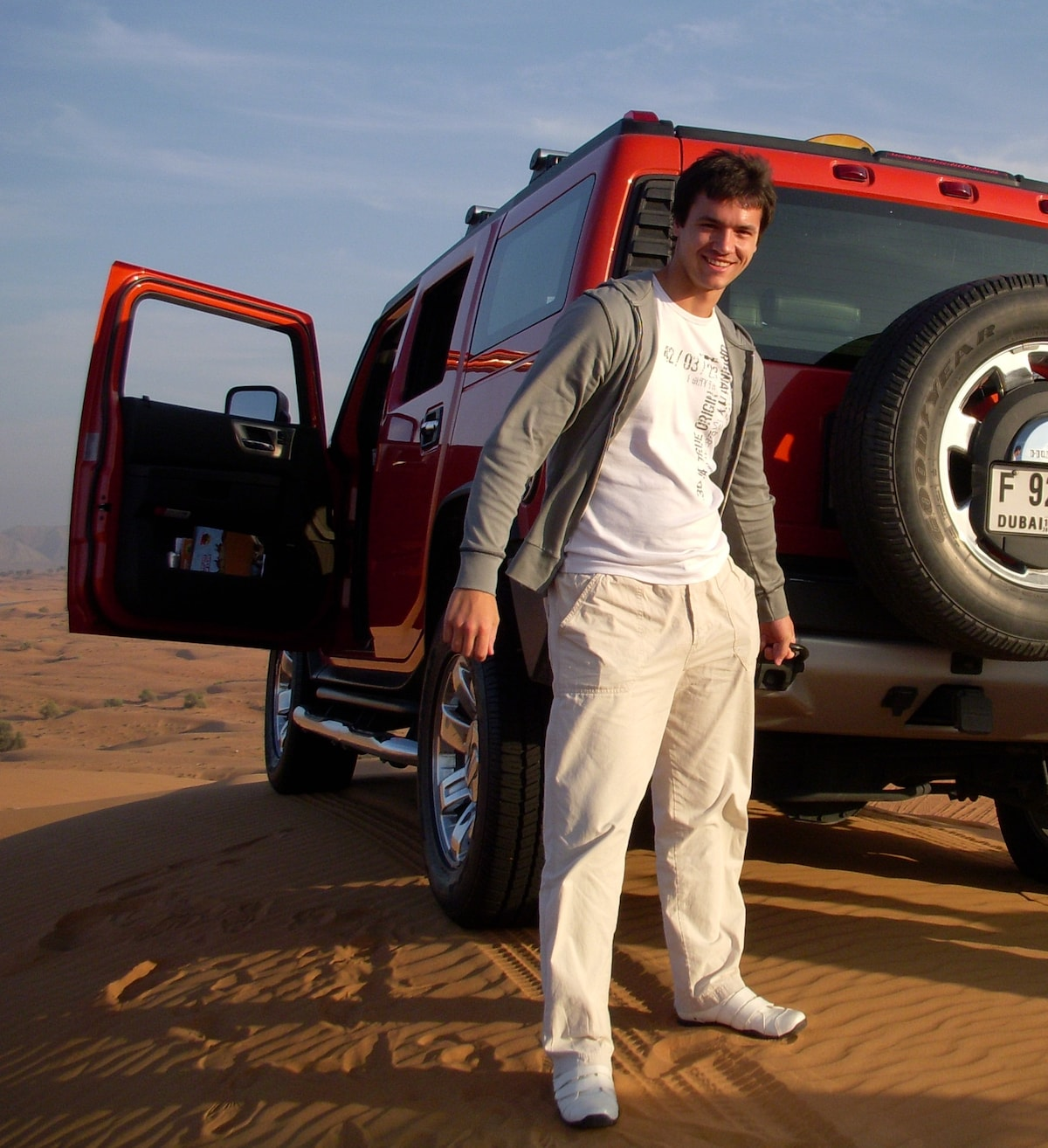 Evgeniy From United Arab Emirates