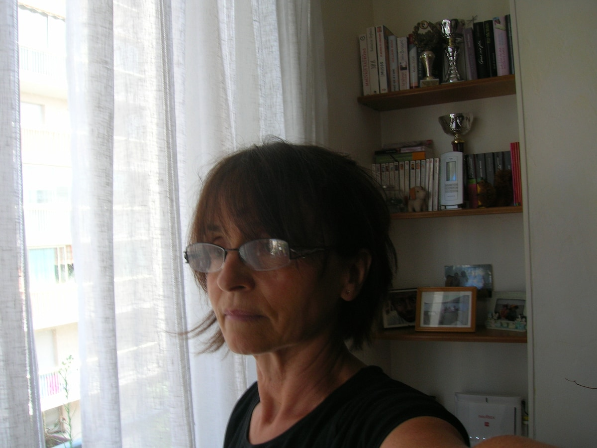 Martine From Antibes, France