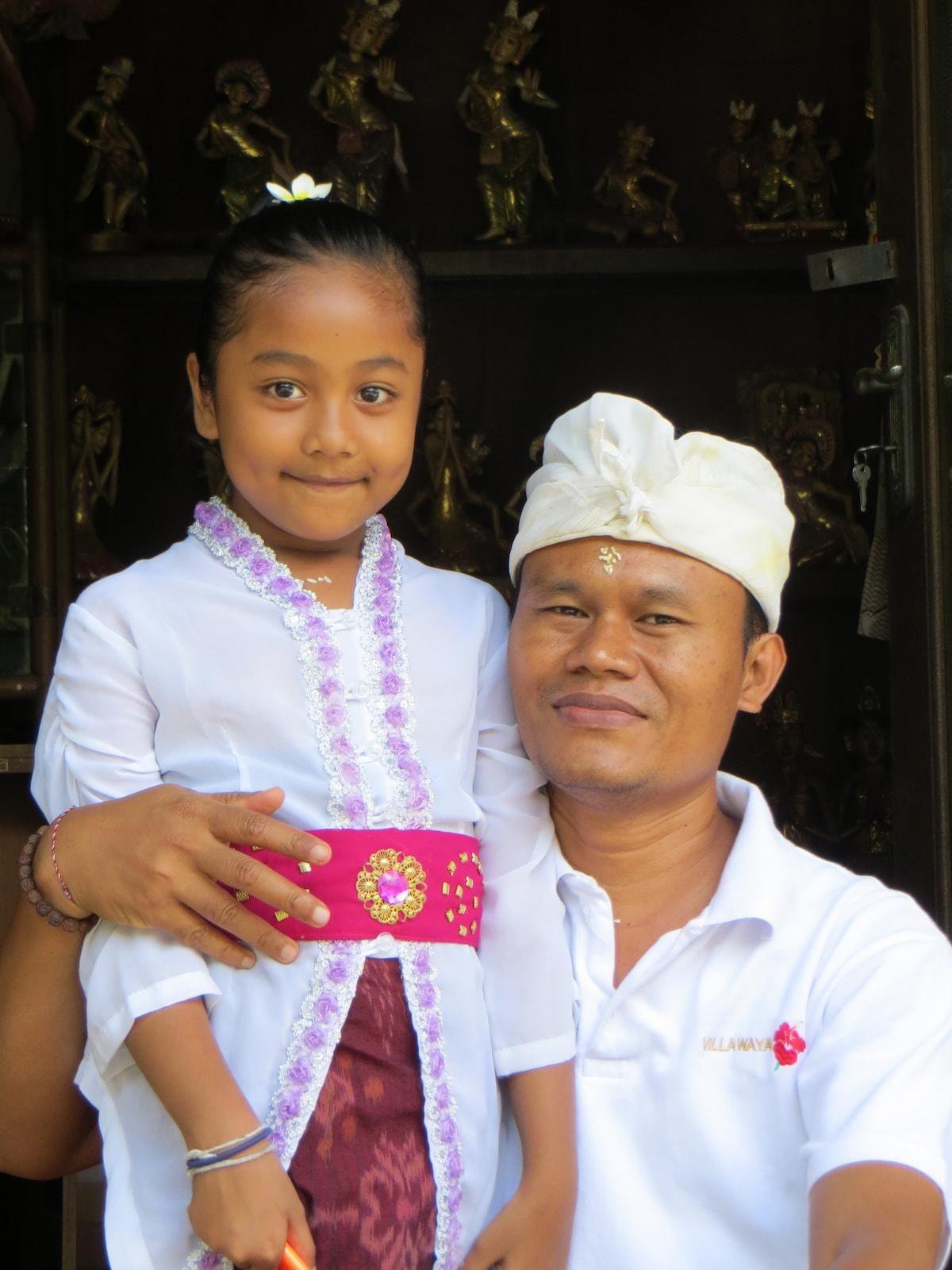 Gusti From Ubud, Indonesia