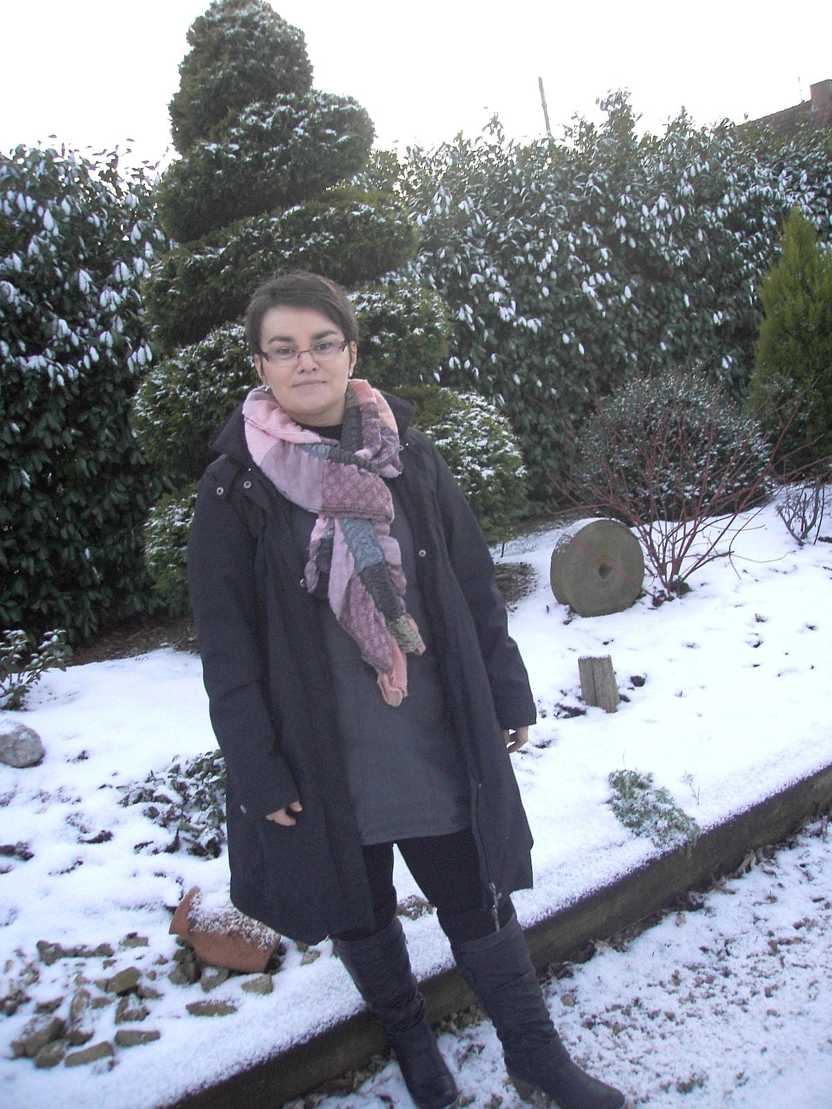 Isabelle from Scherwiller