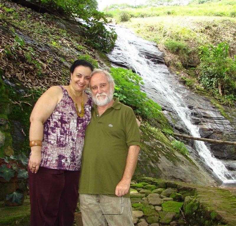 Marcos & Edna from Campo Grande