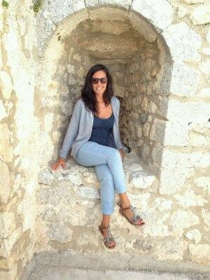 Giulia From Ofena, Italy
