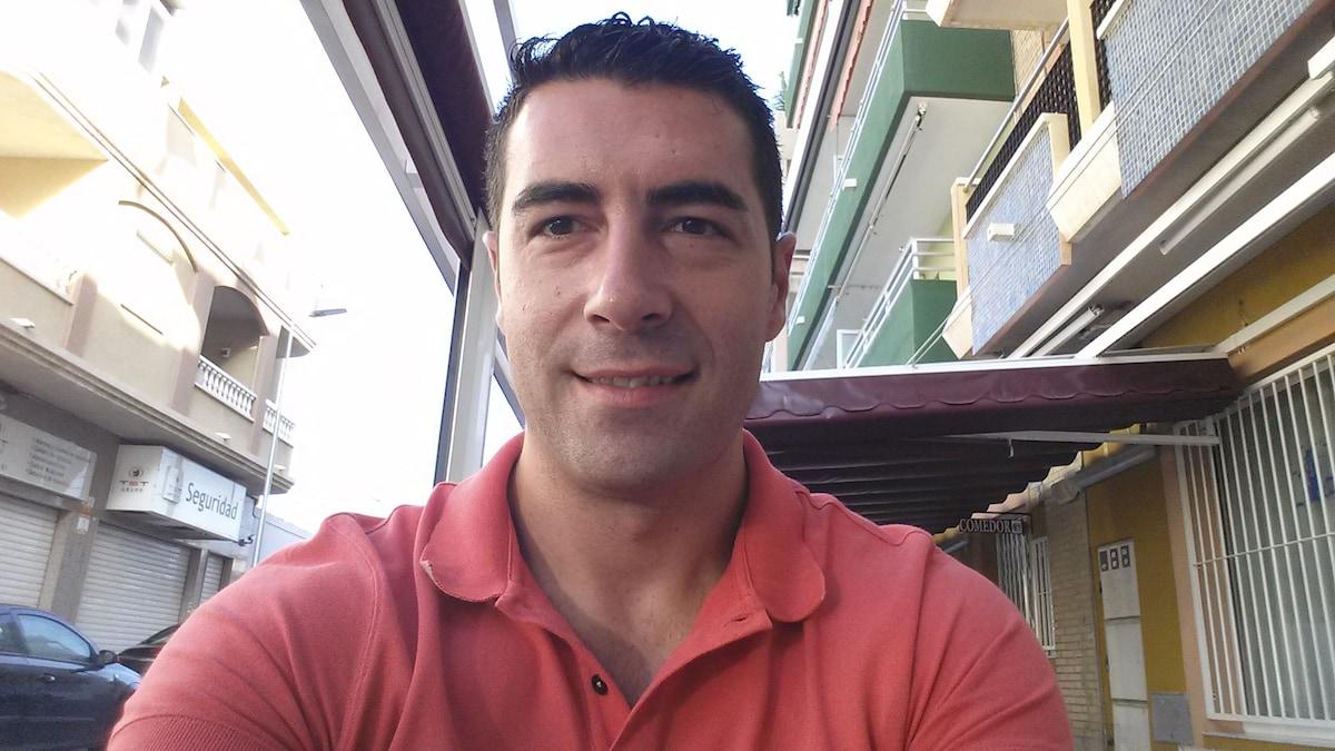 Roberto from Murcia