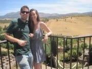 Jose & Andrea From Wivenhoe, United Kingdom