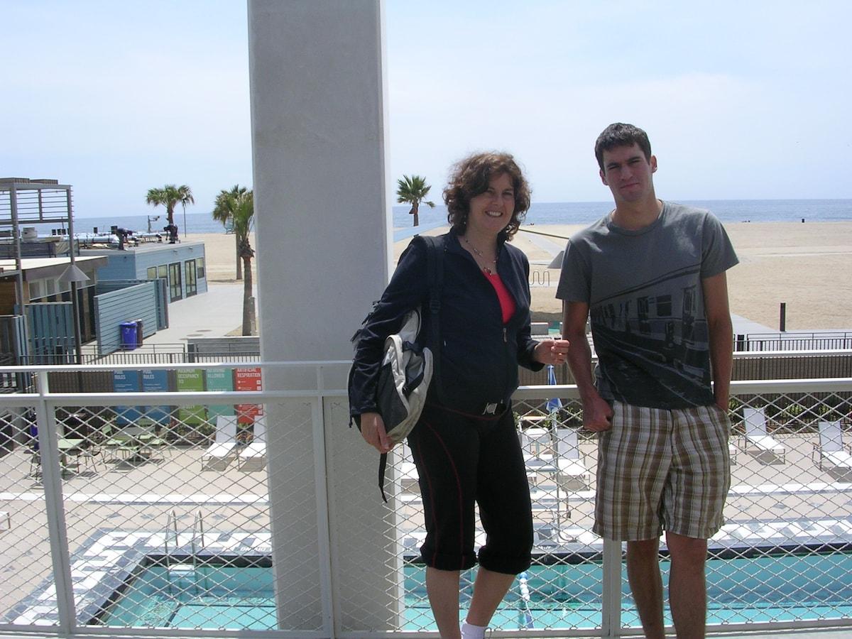 Alison from Santa Monica
