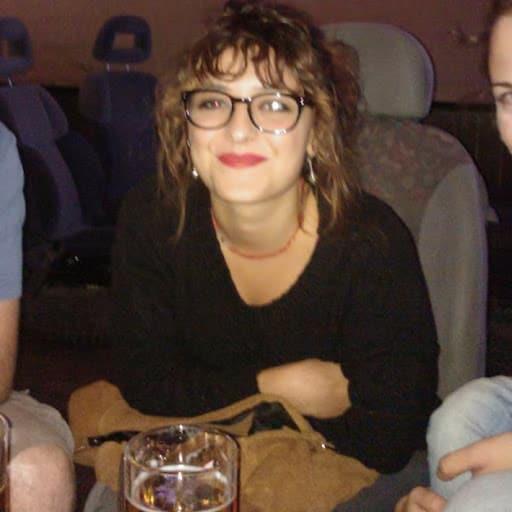 Roberta from Napoli