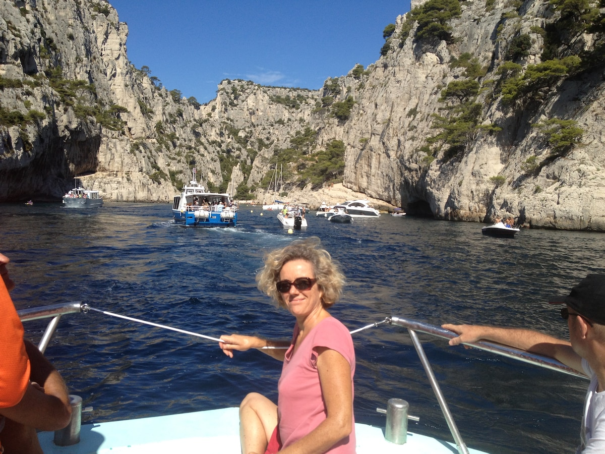 Christel From Valras-Plage, France