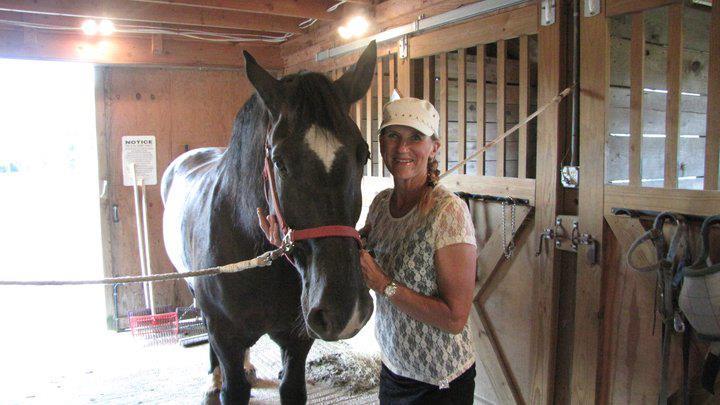 Joanne from Blacksburg