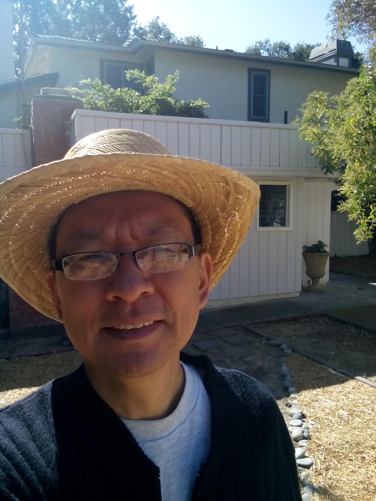 Roland from Los Altos