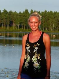 Pernille from Frederiksberg