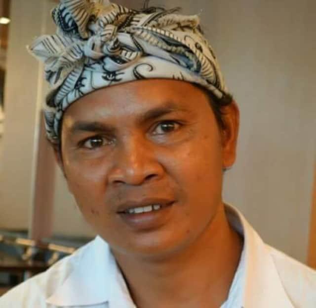 Wayan From Ubud, Indonesia