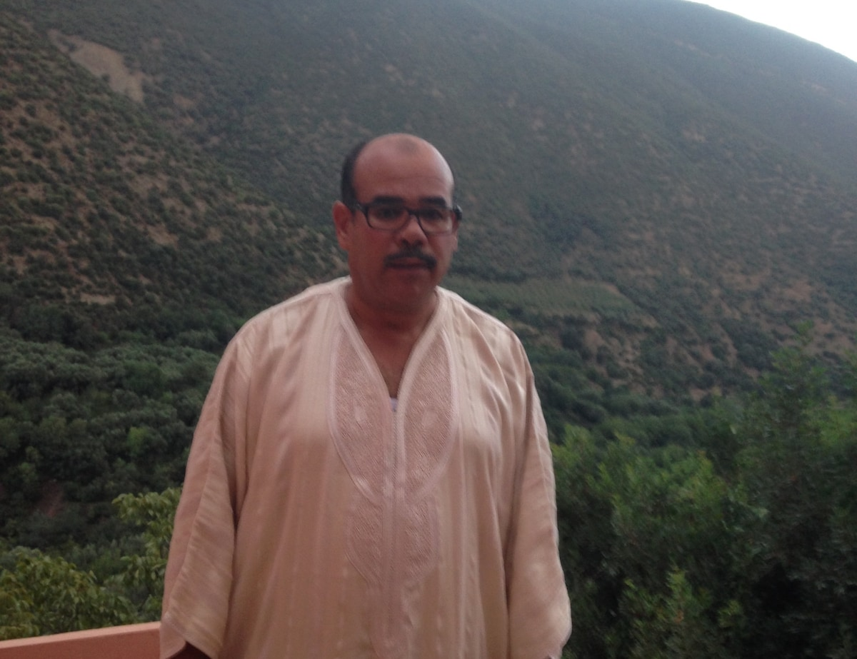 Mohammed From Lalla Takerkoust, Morocco