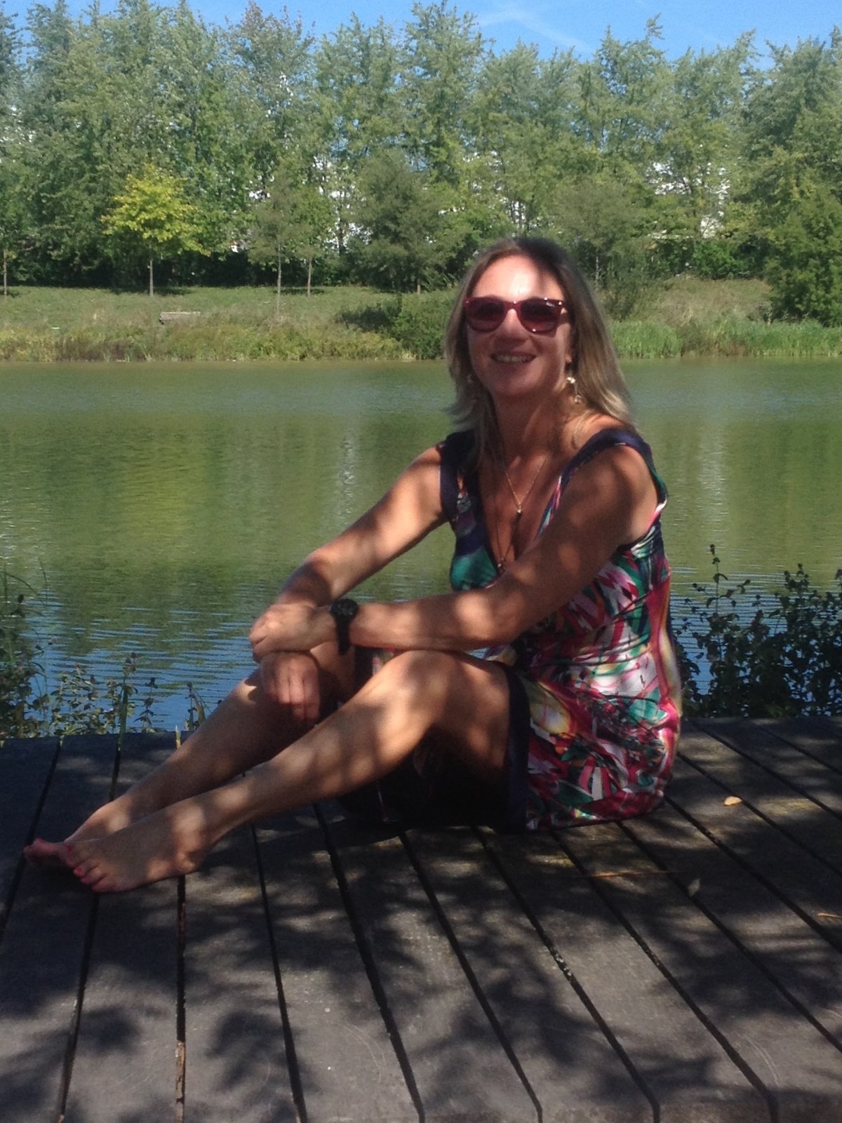 Catherine from Bailly-Romainvilliers