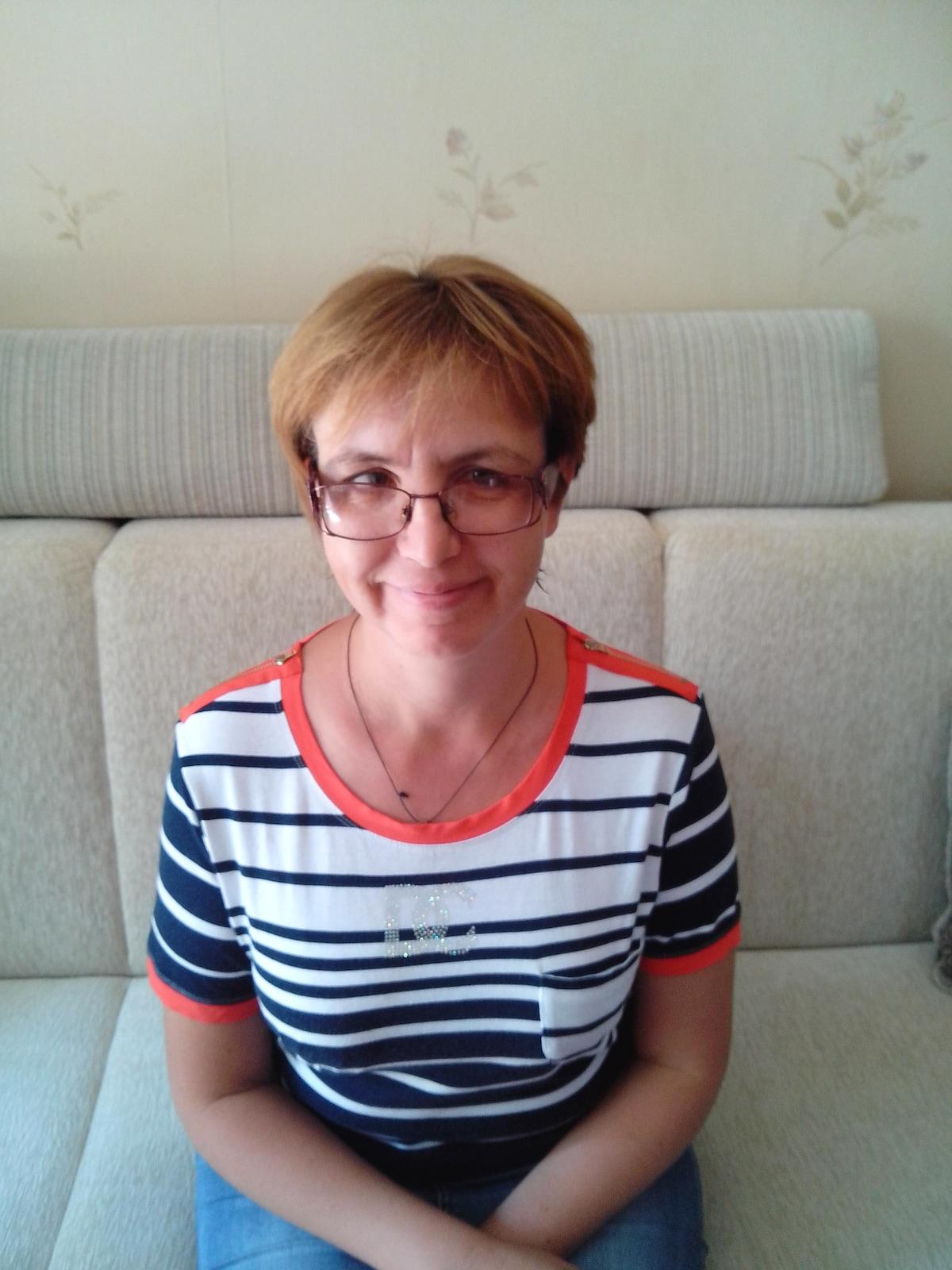 Halyna From Donetsk, Ukraine