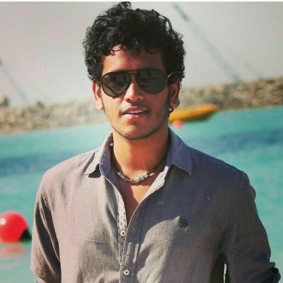 Ravi from Kumarakom