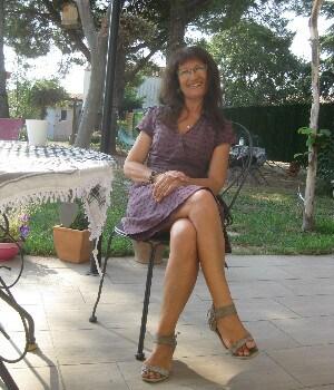 Marie-Josée From Vic-la-Gardiole, France