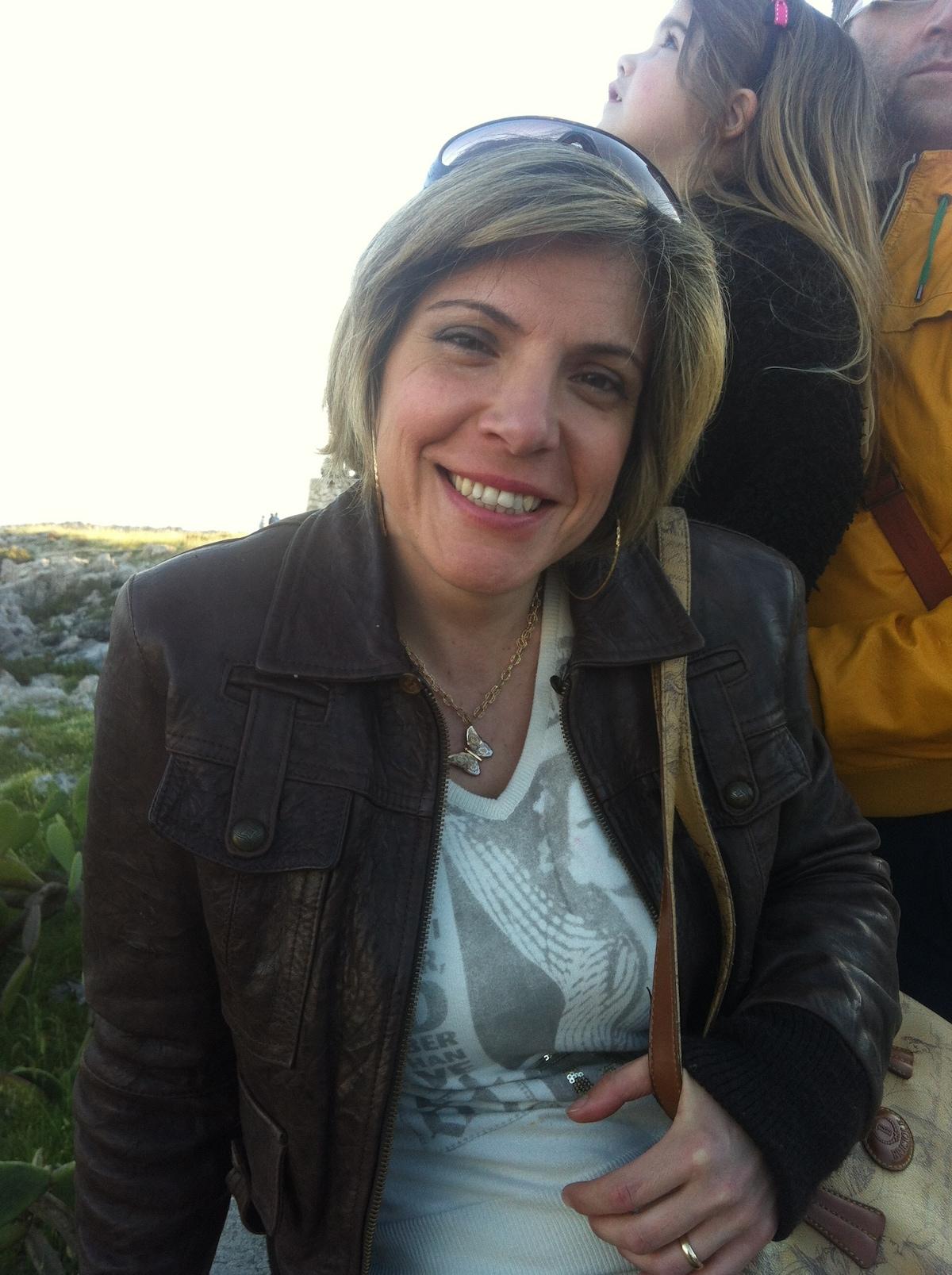 Simona from Alezio