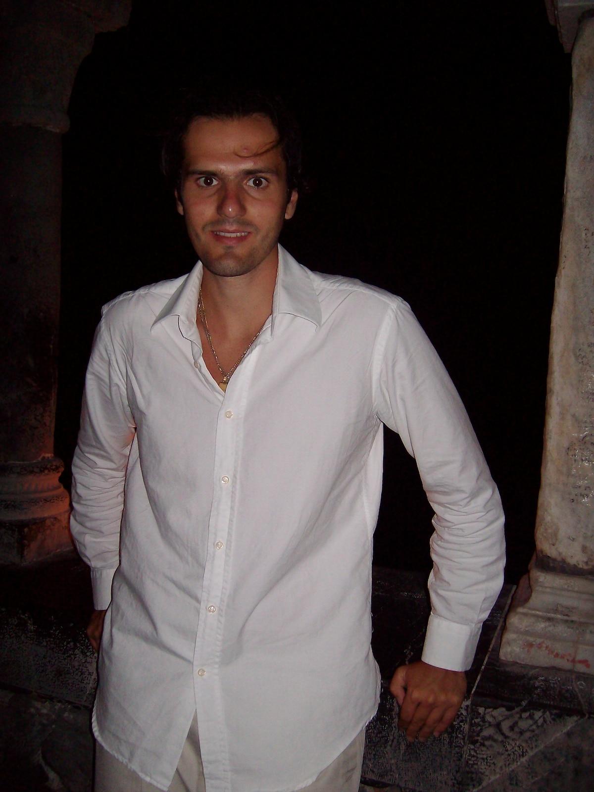 Flaviano From Caraglio, Italy