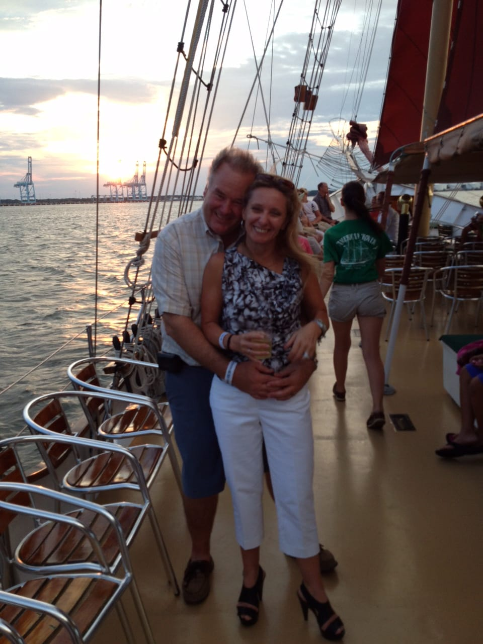 Sherry & David from Chapel Hill