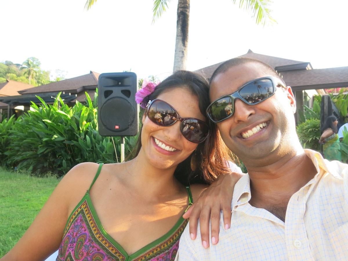 Mitesh & Nadia