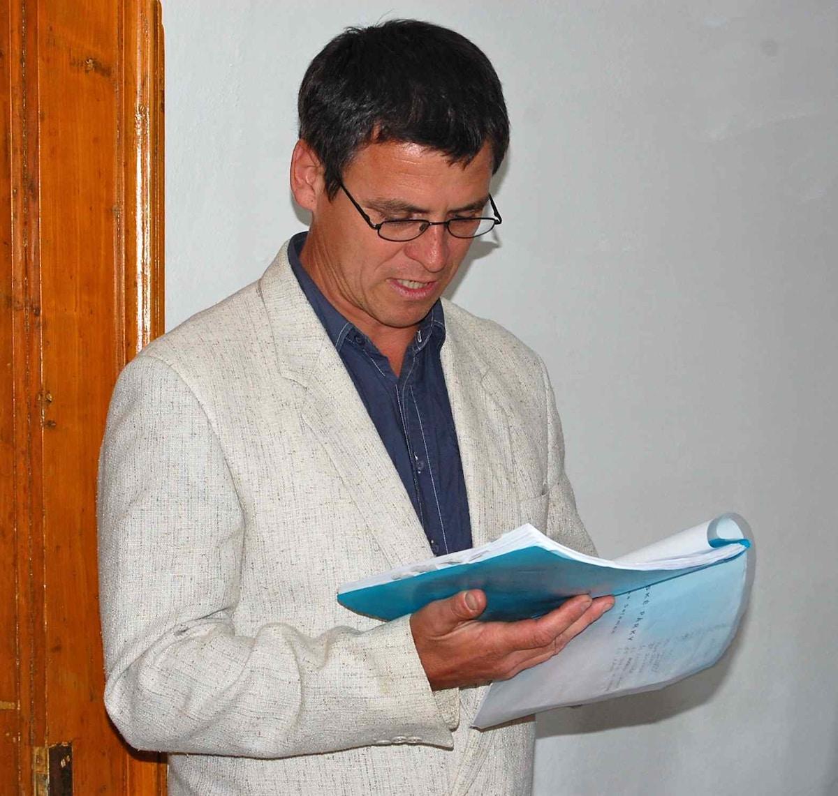 Miroslav From Prešov, Slovakia