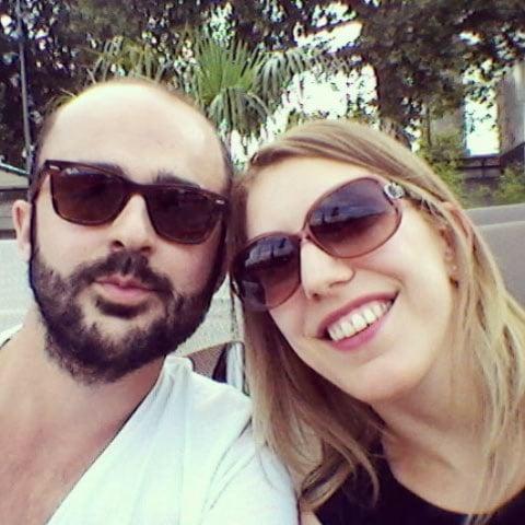 Aline & Pierre-Anthony