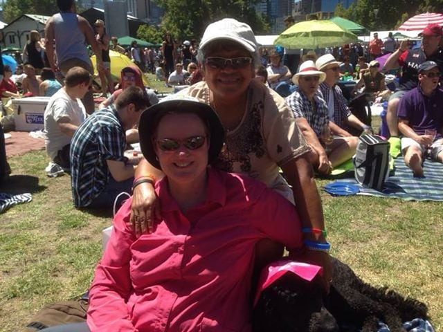 Michelle And Rosa from Brunswick / Melbourne