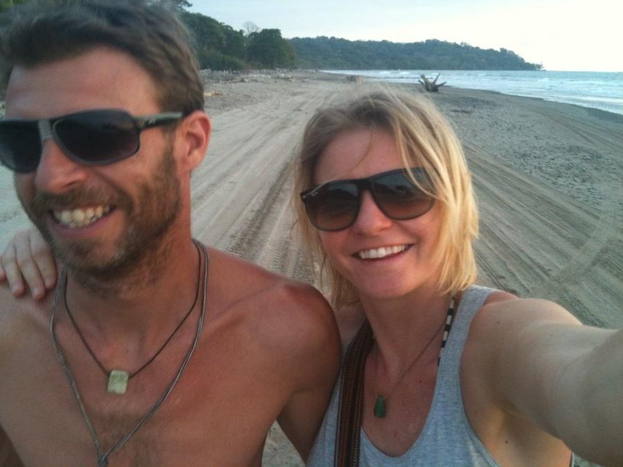 Walt & Katrine From Cóbano, Costa Rica