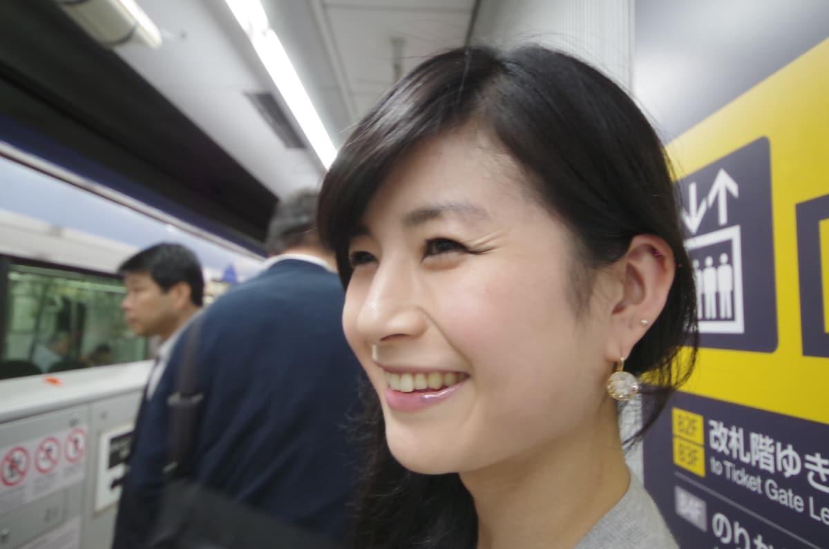 Mayu from Shibuya