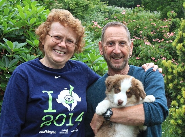 Dick And Lisa from Gresham