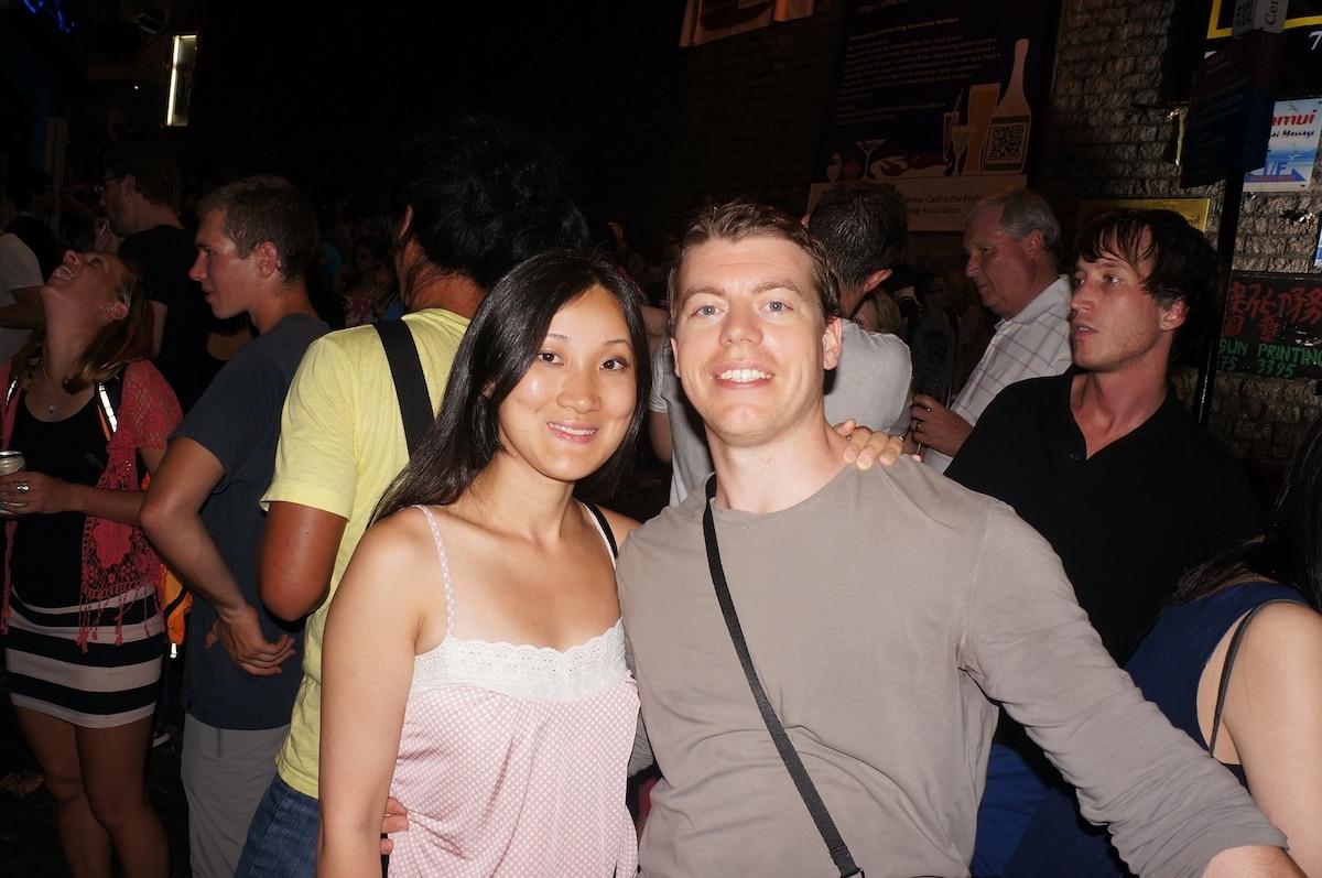 Graham & Iris from Chicago